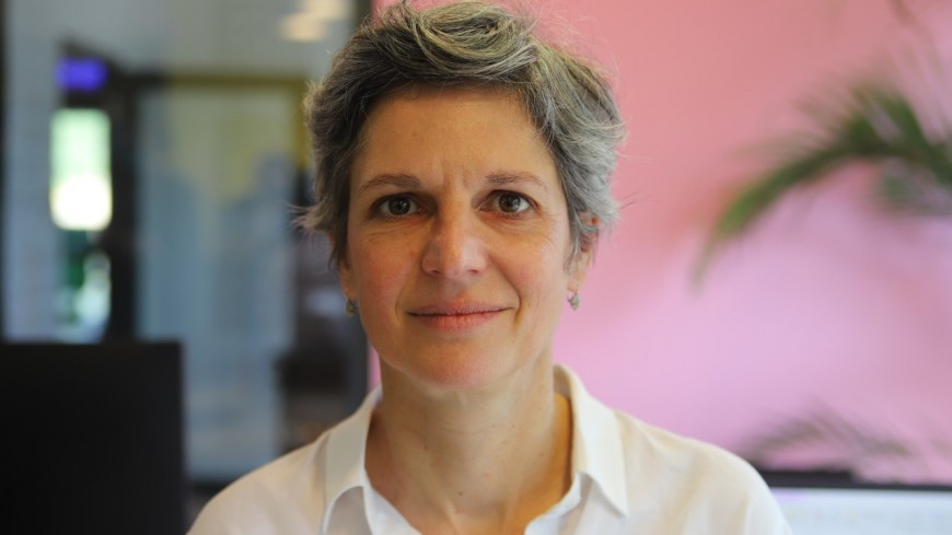 """Sandrine Rousseau (EELV) : """"Convaincue d'un ancrage durable de l'écologie à Lyon"""""""