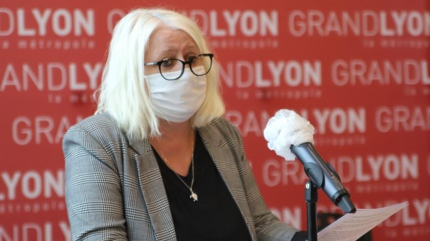 """Homme blessé par balles à Vénissieux : """"Je ne me résous pas à accepter que nos concitoyens vivent dans la peur"""", affirme Michèle Picard"""