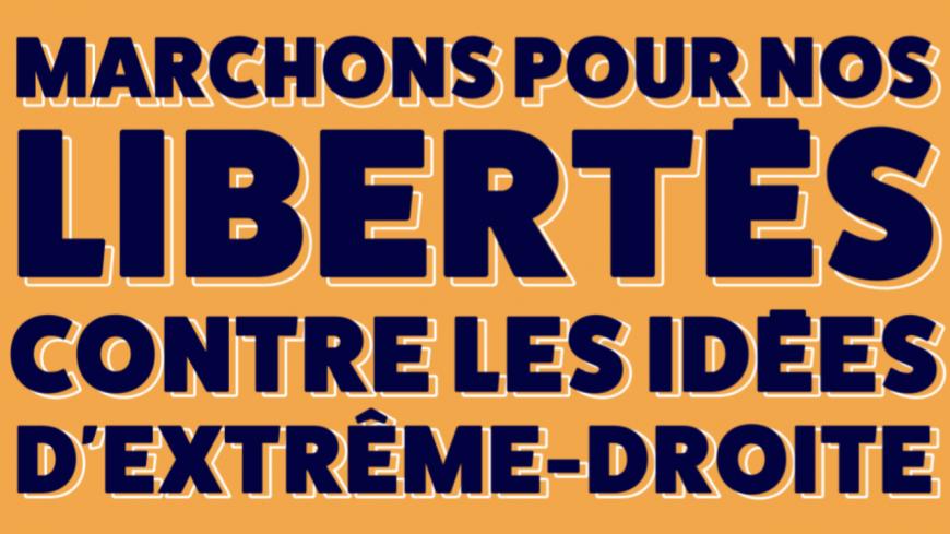 """Villeurbanne : une Marche des Libertés ce dimanche """"contre les idées d'extrême droite"""""""