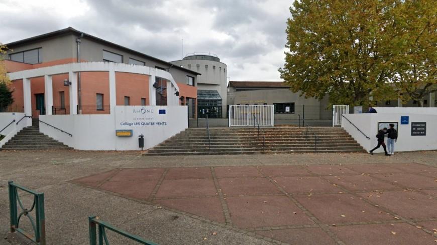 Près de Lyon : un collégien se fait violenter par un père et son fils en allant prendre son bus