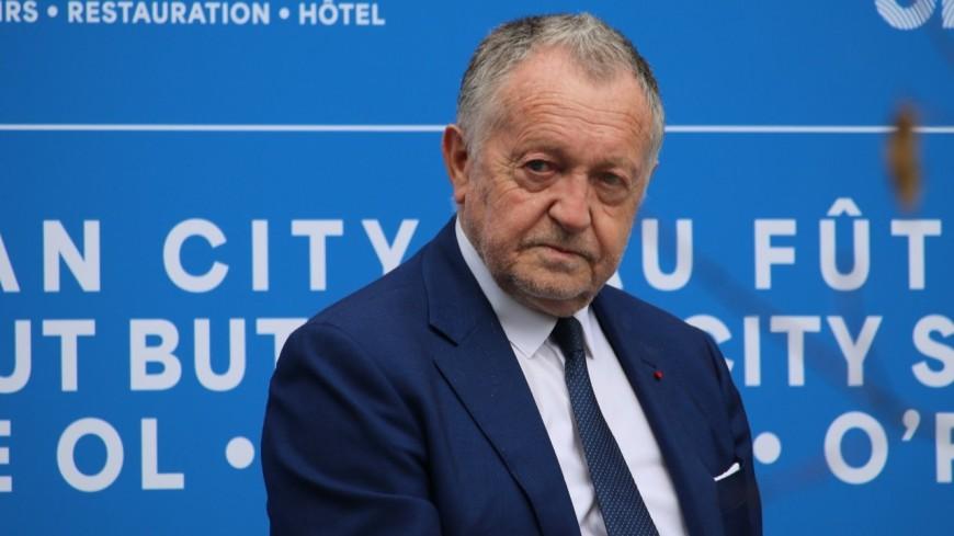 Jean-Michel Aulas annonce trois nouveaux partenaires majeurs à l'OL