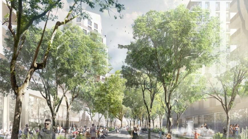 Villeurbanne : à quoi va ressembler le quartier des Gratte-ciel dans 10 ans ?