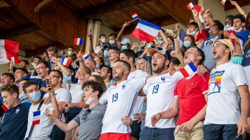 Bron : la fan zone renouvelée pour les deux prochains matchs des Bleus à l'Euro