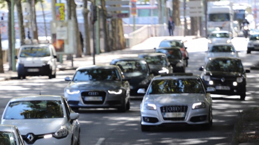 Pollution à Lyon : la circulation différenciée reconduite jeudi