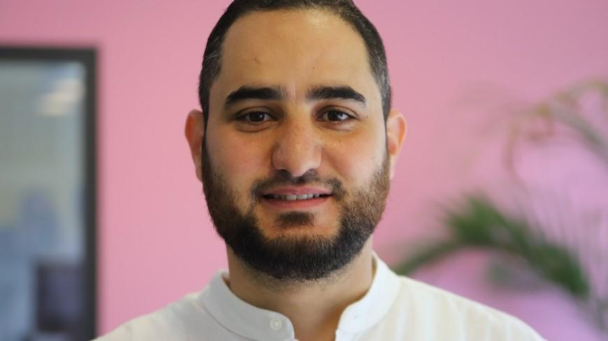 """Farid Omeir : """"On ne doit pas avoir de complexe, y compris en tant que musulman, à faire de la politique"""""""