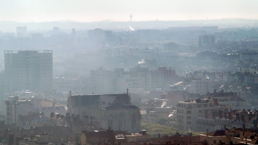 Lyon : fin de l'épisode de pollution, et donc des mesures restrictives de circulation