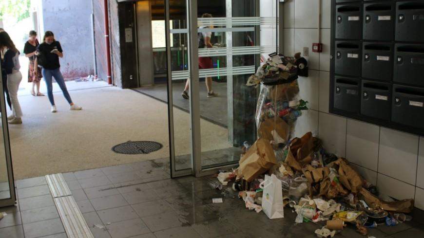Lyon : la grève du nettoyage à la gare de Perrache a pris fin