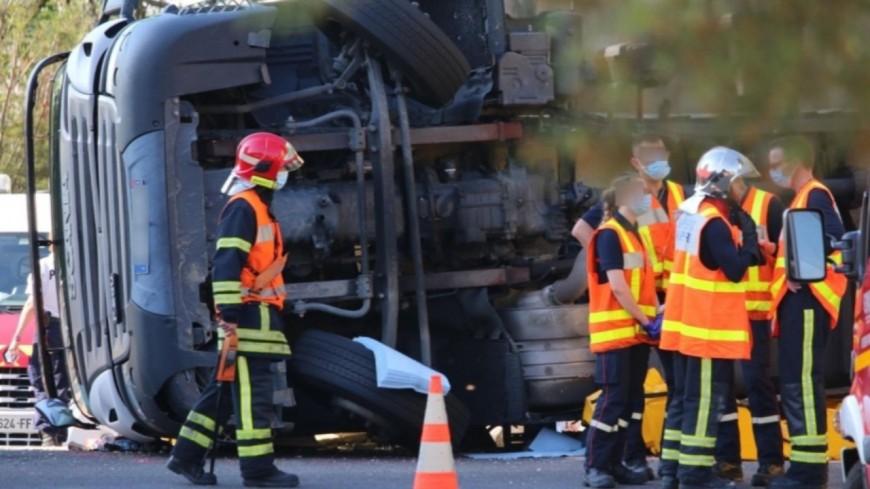 Adolescent mortellement écrasé à Lyon : le chauffeur du camion mis en examen