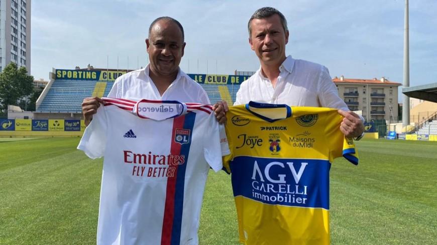 Un partenariat entre l'OL et le SC Toulon, l'ancien club de Peter Bosz