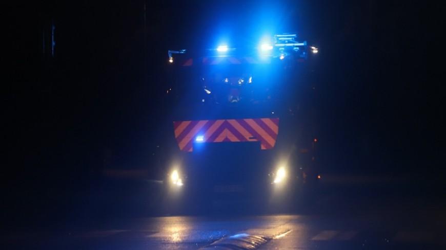 Près de Lyon : un incendie dans une cave à Saint-Cyr-au-Mont-d'Or