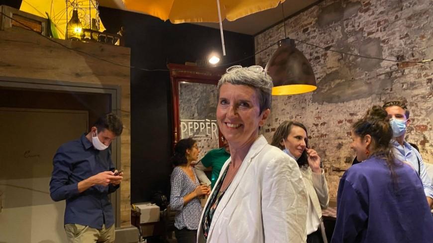 """Régionales: """"Nous devons nous rassembler pour offrir la victoire aux électeurs"""", assure Fabienne Grébert (EELV)"""