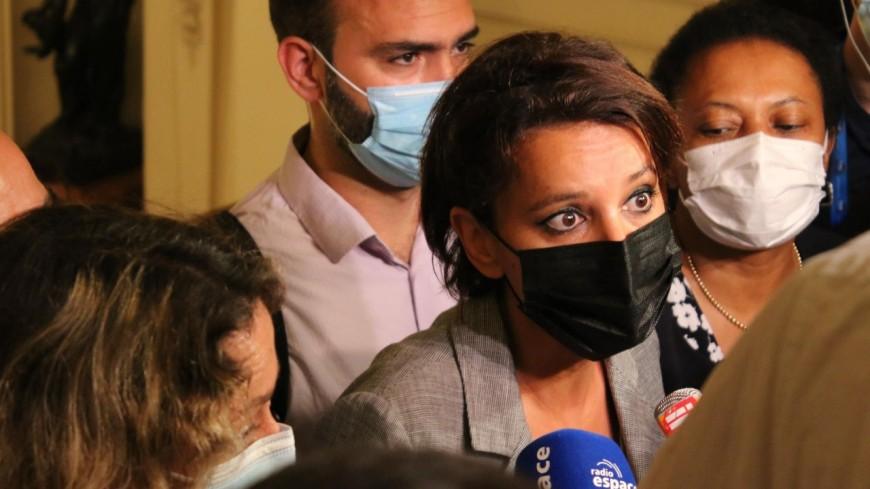 """Régionales: """"Nous sommes qualifiés, nous sommes audibles"""", se félicite Najat Vallaud-Belkacem"""