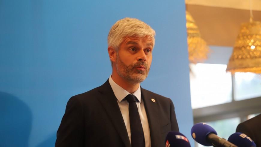 Régionales/départementales : Laurent Wauquiez et Christophe Guilloteau (LR) largement en tête