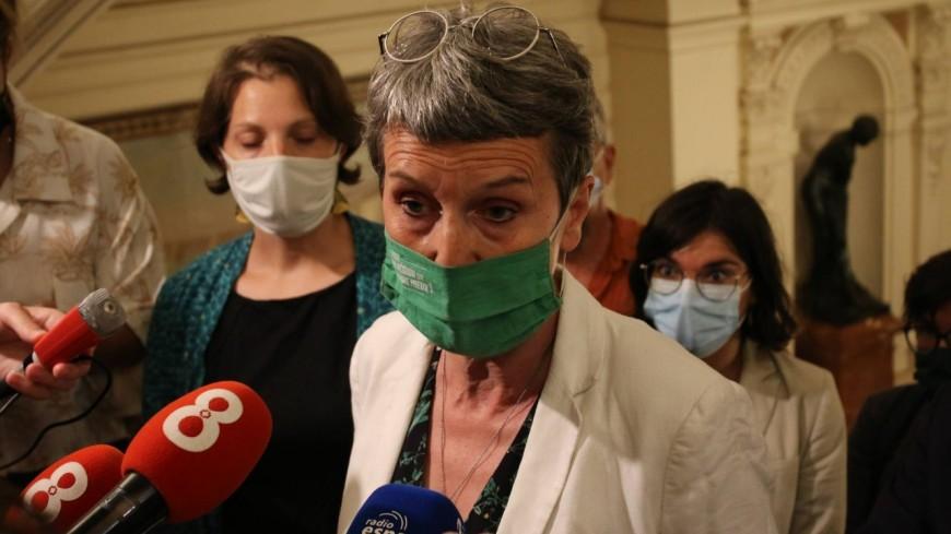 Régionales: Fabienne Grébert en tête à Villeurbanne