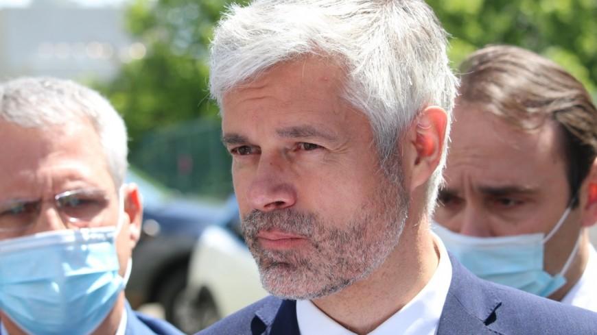 Régionales : en Isère, Laurent Wauquiez en tête mais menacé par l'union de la gauche (officiel)