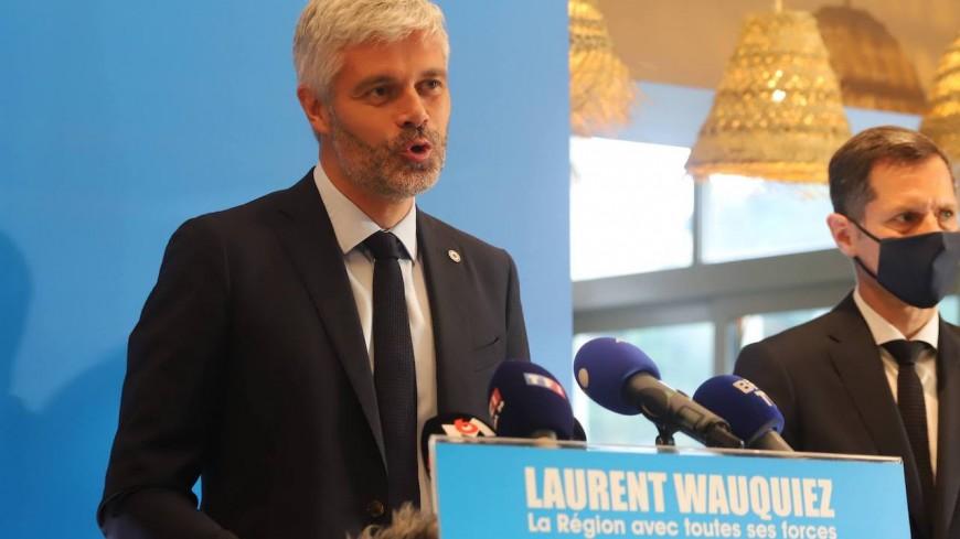 Régionales : Laurent Wauquiez tout proche de conquérir le Puy-de-Dôme (officiel)
