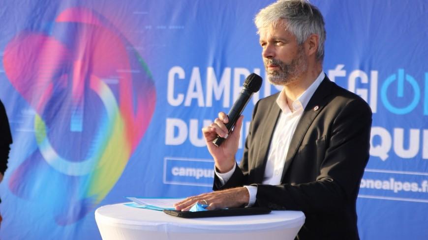 Régionales : Laurent Wauquiez à plus de 50% dans l'Allier (officiel)