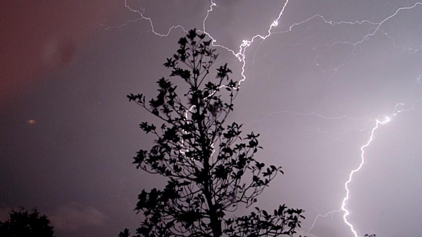 La vigilance orange aux orages levée dans le Rhône