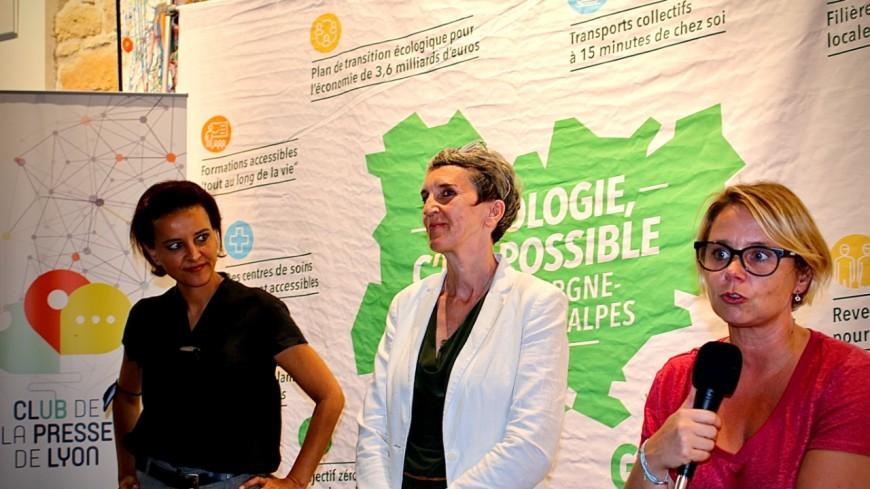 Régionales à Lyon : pour l'union de la gauche, tout était prévu mais rien n'était prêt