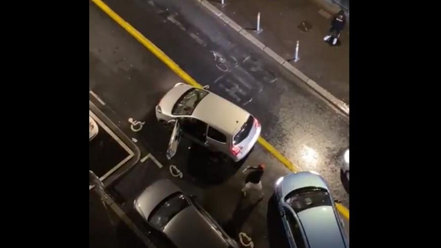 Lyon : une agression à coups de marteau en plein centre-ville - VIDEO
