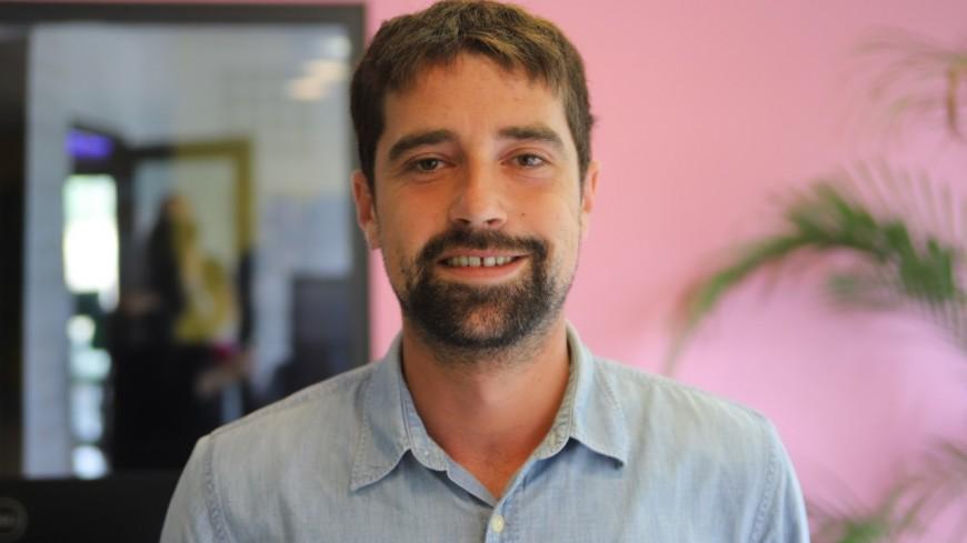 """Axel Marin (EELV) : """"En Auvergne-Rhône-Alpes, un programme commun qui est celui des écologistes"""""""