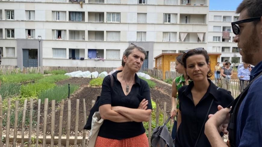 Régionales : une ferme urbaine au cœur de Lyon pour le 1er déplacement de l'union de la gauche