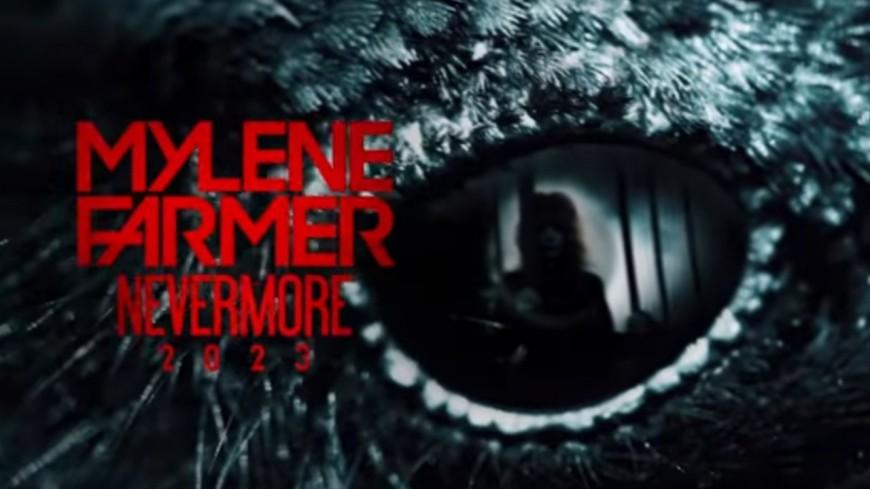 """""""Nevermore 2023"""" : la tournée des stades de Mylène Farmer passera par Lyon !"""