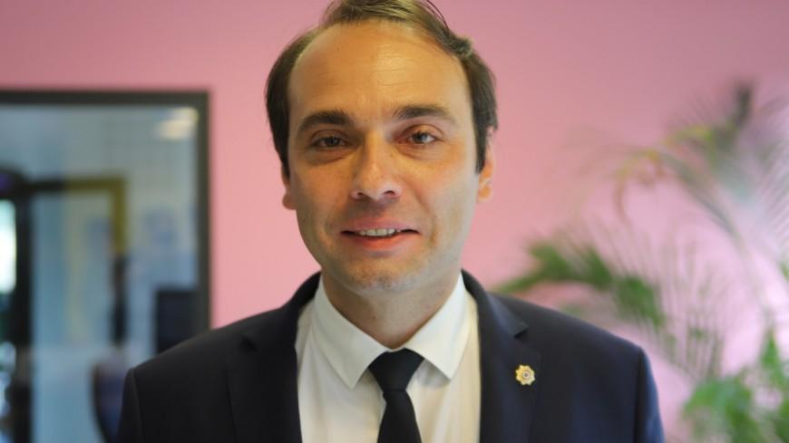 """Jérémie Bréaud : """"Avec Laurent Wauquiez, il y a une vraie fierté d'appartenir à la région Auvergne-Rhône-Alpes"""""""