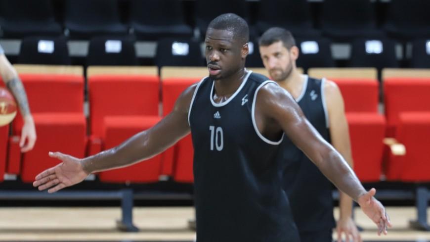 ASVEL : Moustapha Fall rejoint l'Olympiakos pour la suite de sa carrière