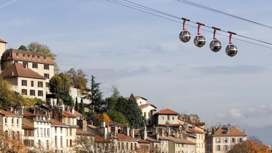 Téléphérique : les emplacements des stations de Sainte-Foy-lès-Lyon sont connus, la maire furieuse