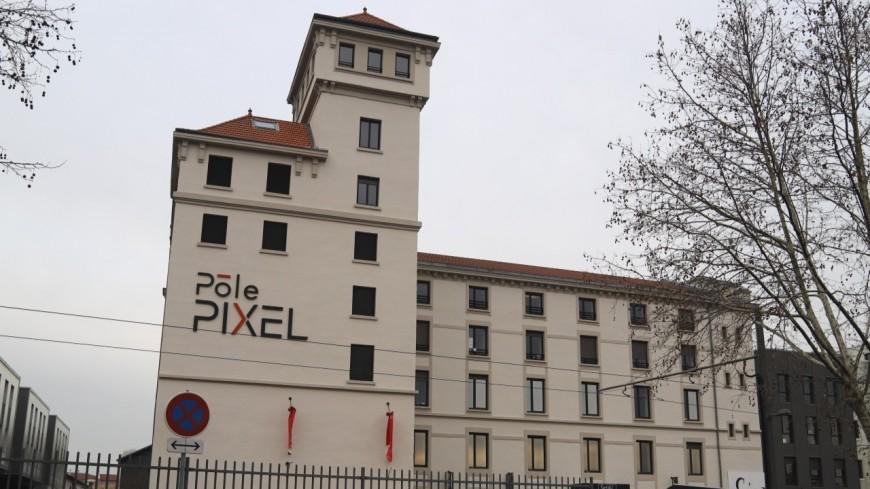 """Villeurbanne : le Pôle Pixel va """"creverl'écran"""" en s'ouvrant au public"""