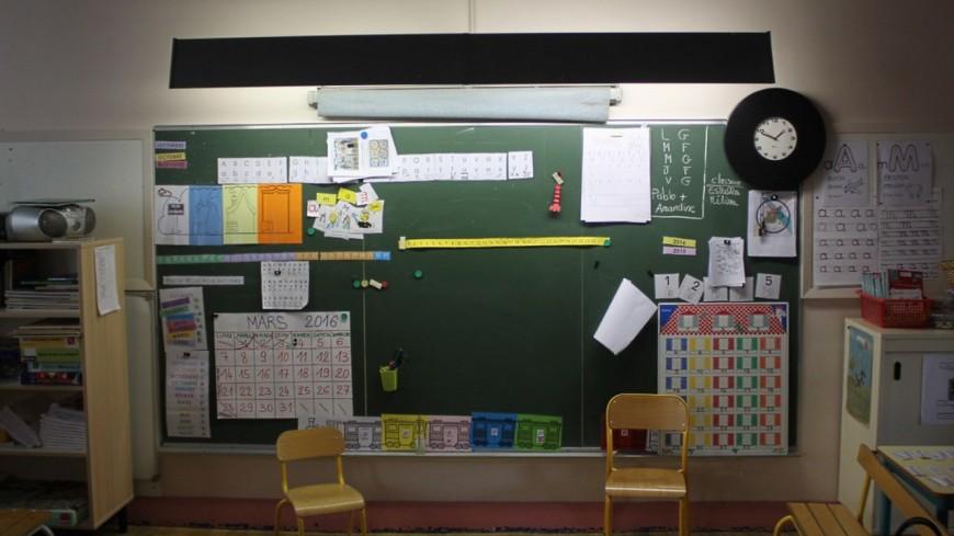 Covid-19 : le nombre de classes fermées dans l'académie de Lyon poursuit sa baisse