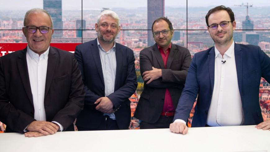 Lyon Politiques : l'actualité de la semaine décryptée par nos experts - 25/06/21