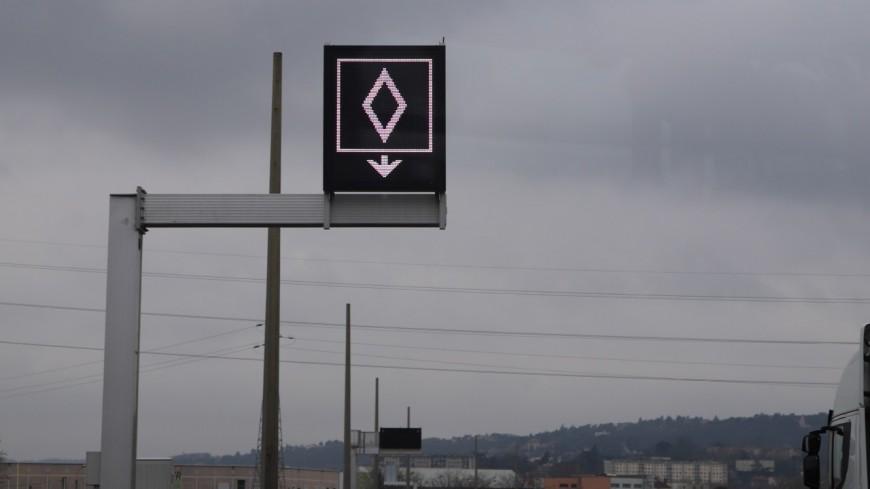 La Métropole de Lyon lance une enquête sur les voies de covoiturage de la M6-M7