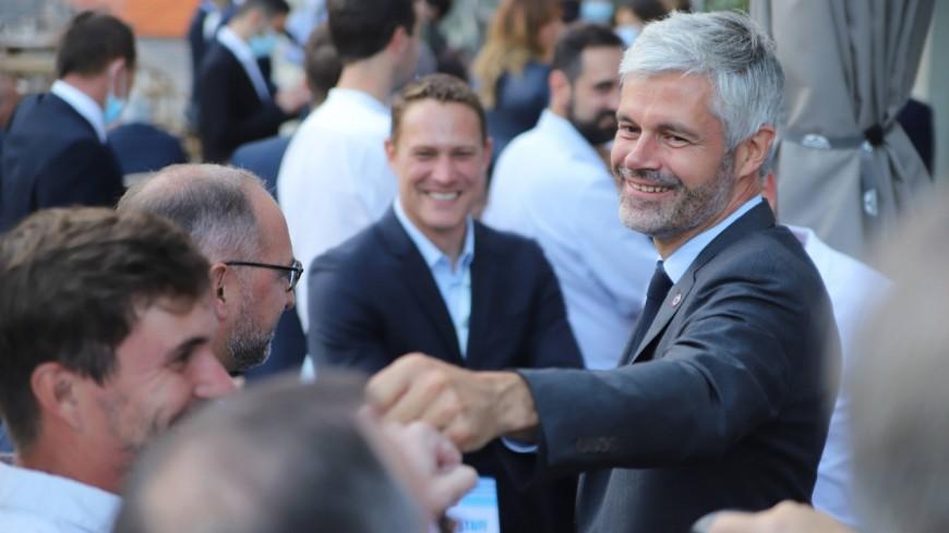"""Régionales en Auvergne-Rhône-Alpes : Laurent Wauquiez (LR) conserve la Région, """"la victoire d'un cap clair"""""""