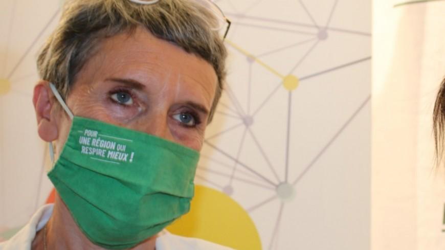 Régionales : Fabienne Grébert (EELV) en tête à Villeurbanne