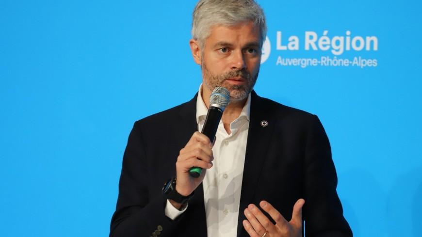 Régionales : Laurent Wauquiez largement en tête dans son fief de Haute-Loire