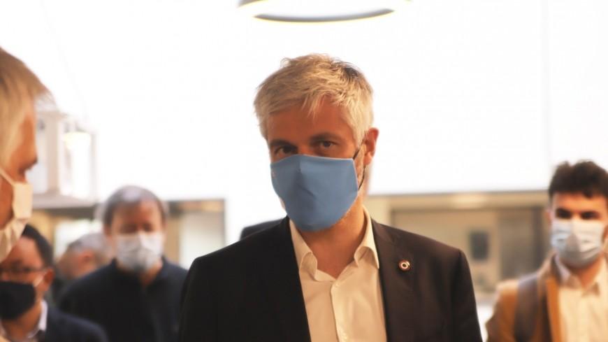 Régionales : Laurent Wauquiez domine dans l'Allier