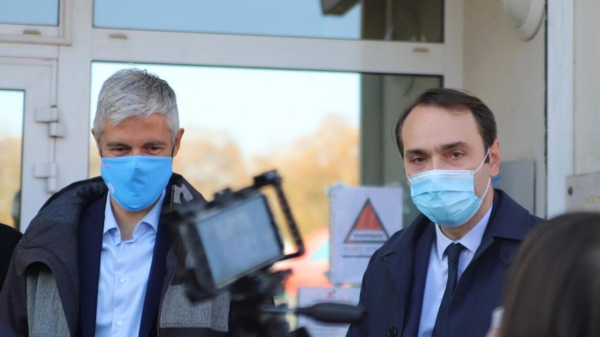 Régionales : Laurent Wauquiez et Jérémie Bréaud remportent la Métropole de Lyon (officiel)