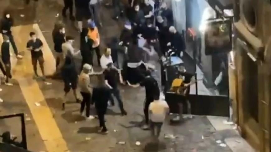 """Rixe rue Mercière à Lyon : plainte déposée et enquête en cours, la préfecture évoque """"une rixe entre supporters"""""""