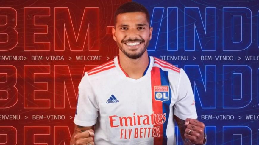 Henrique signe à l'OL pour trois ans (officiel)