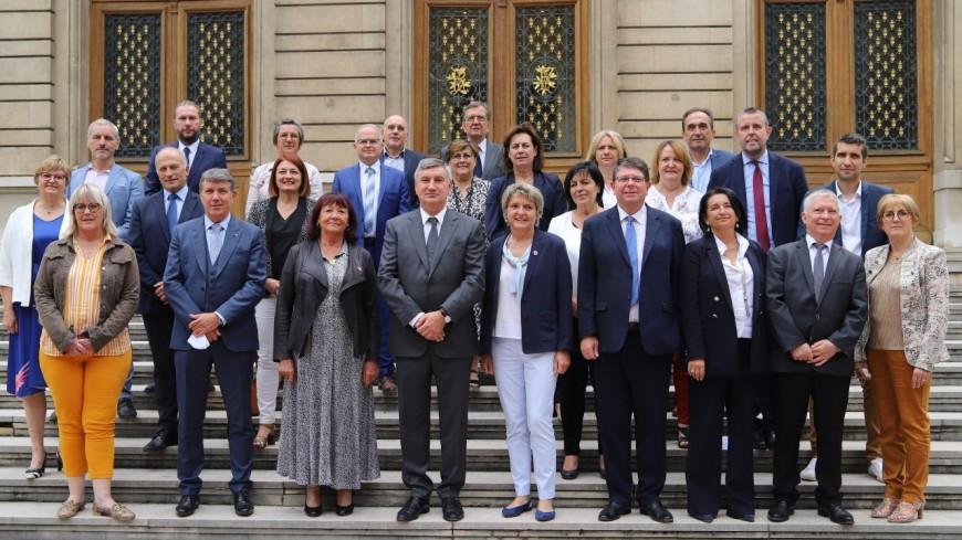 Sans surprise, Christophe Guilloteau réélu à l'unanimité président du Département du Rhône
