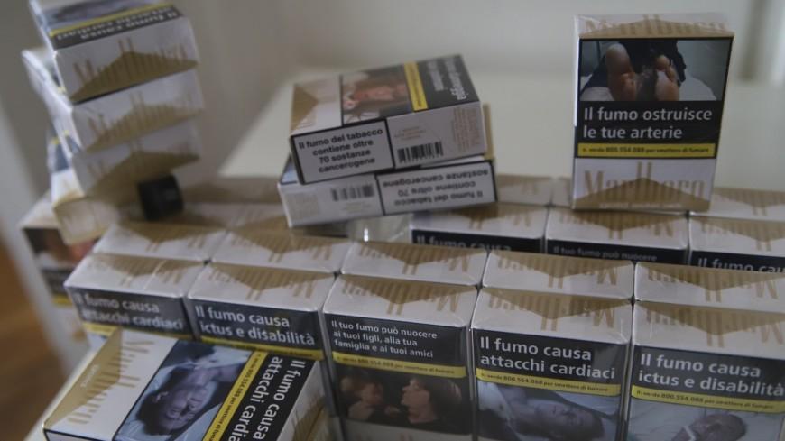 Près de Lyon : 100 000 paquets de cigarettes saisis à Vaulx-en-Velin
