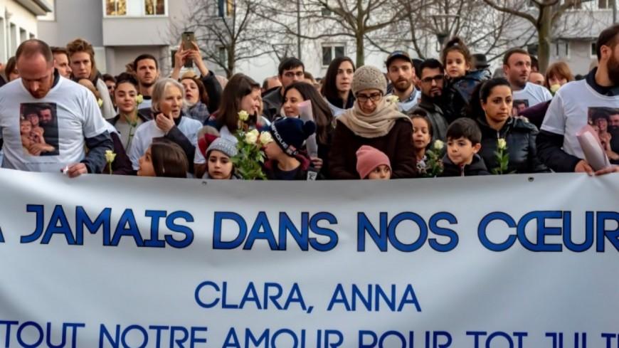 Lyon: une plaque dévoilée ce samedi en la mémoire de Clara et Anna, les victimes de l'incendie de la route de Vienne