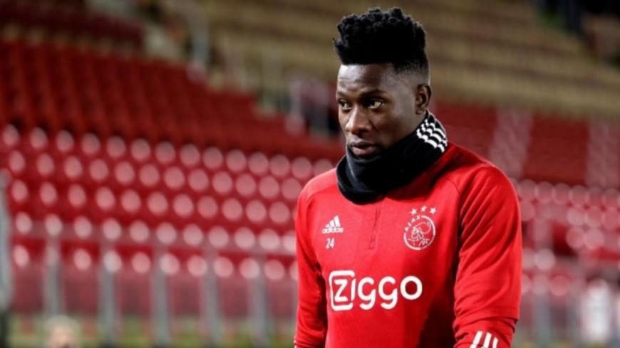 OL : Peter Bosz veut faire venir André Onana (Ajax Amsterdam)