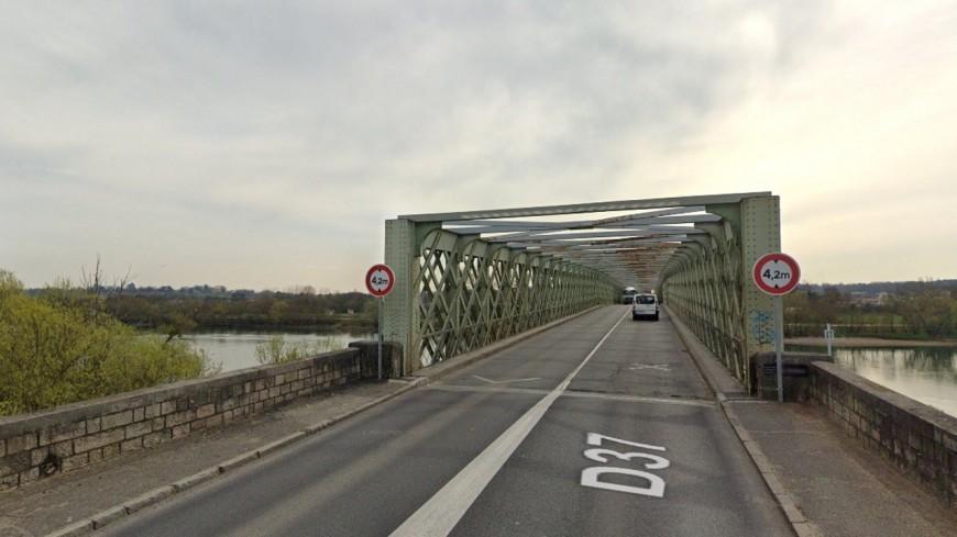 Rhône : début des travaux sur le pont de Belleville ce lundi