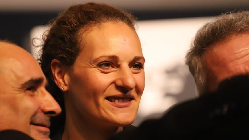 Jeux Olympiques : la lyonnaise Mélina Robert-Michon ne sera pas porte-drapeau de la France