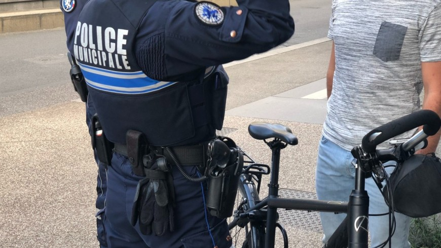 Lyon : quand la police relève une infraction dans une vidéo de promotion de LPA
