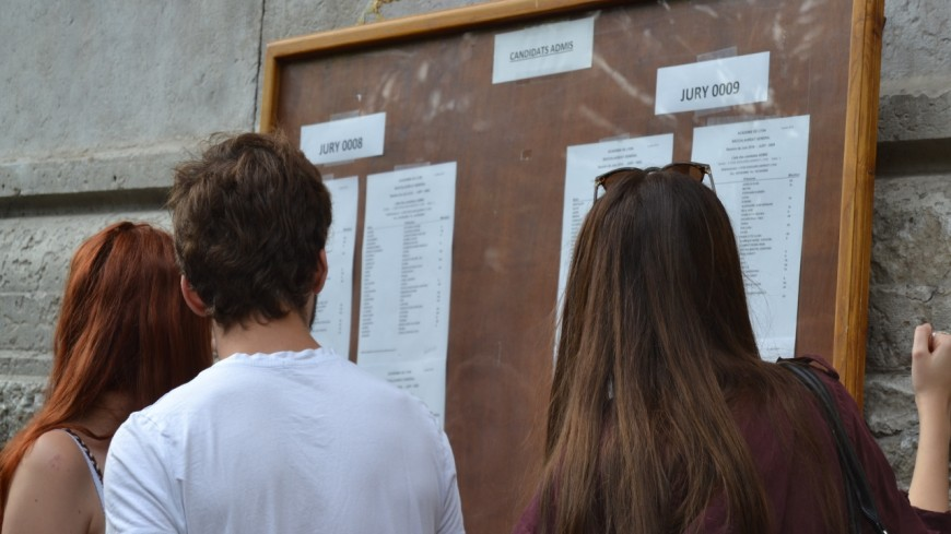 Les résultats du bac publiés ce mardi à 10h dans l'Académie de Lyon