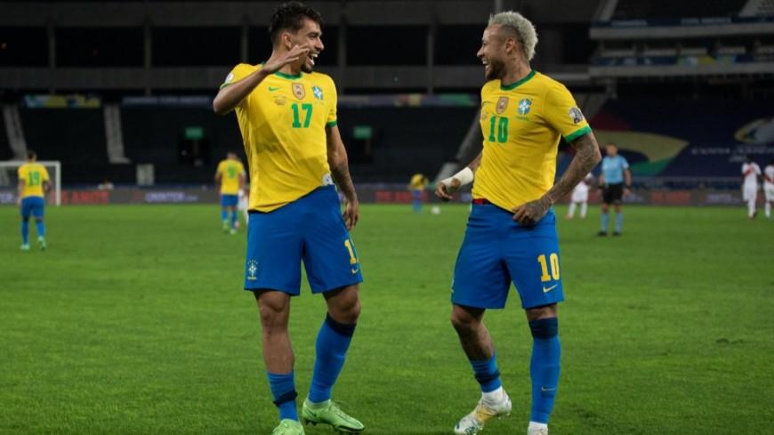 Lucas Paqueta encore buteur avec le Brésil : du pain béni pour l'OL ?